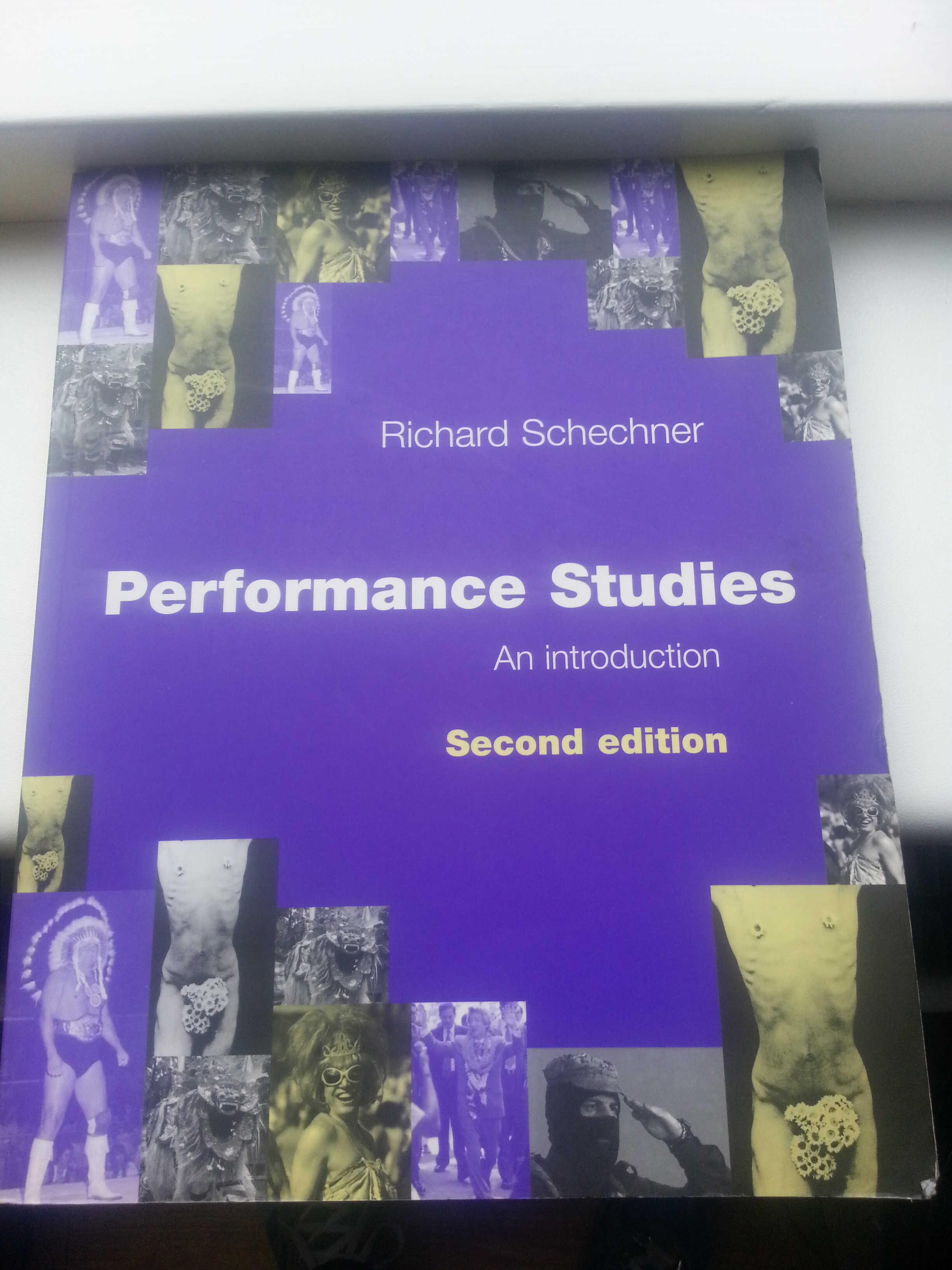 performance studies an introduction pdf