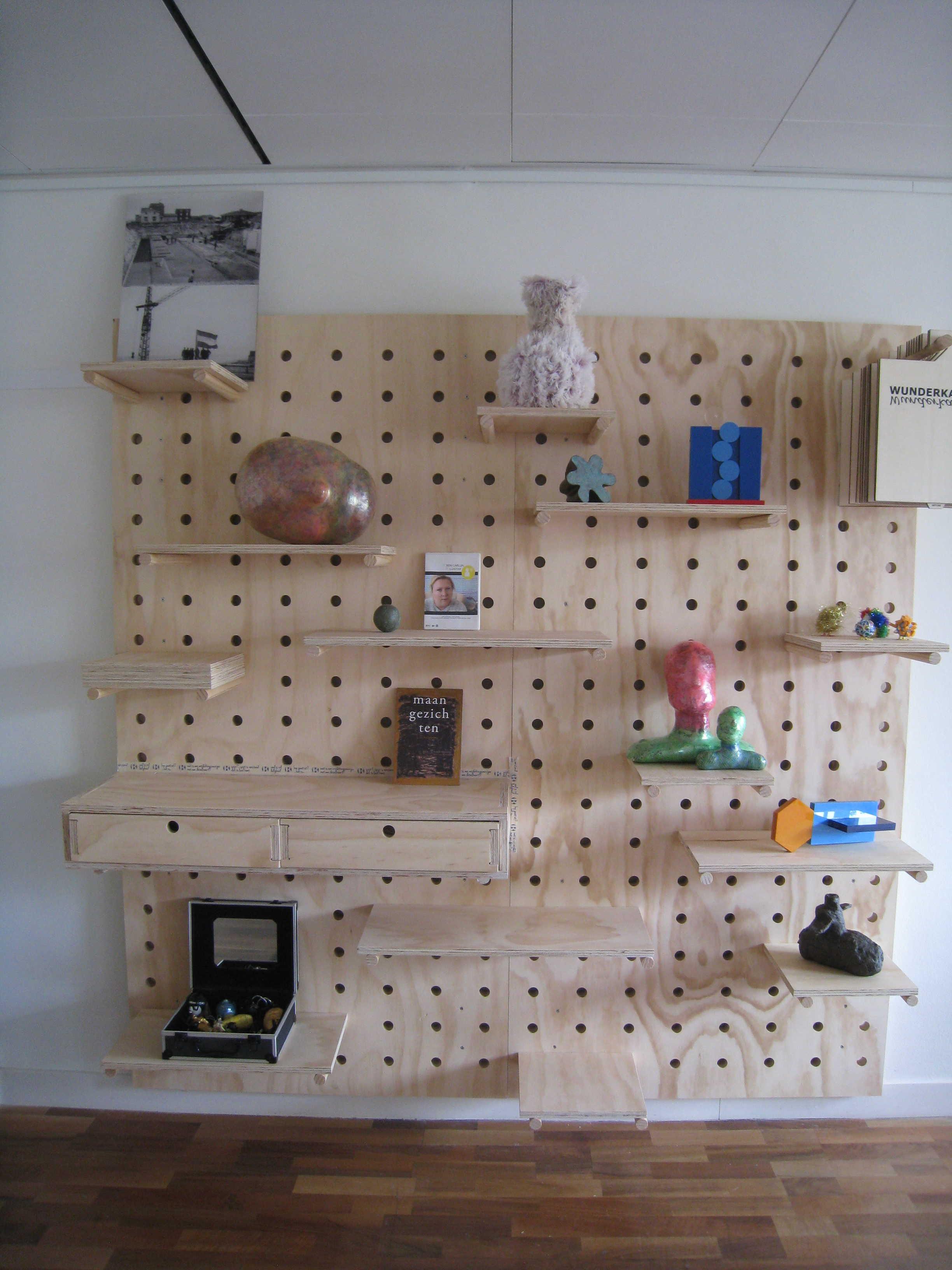 Wunderkammer Kunst In De Leeromgeving Musework