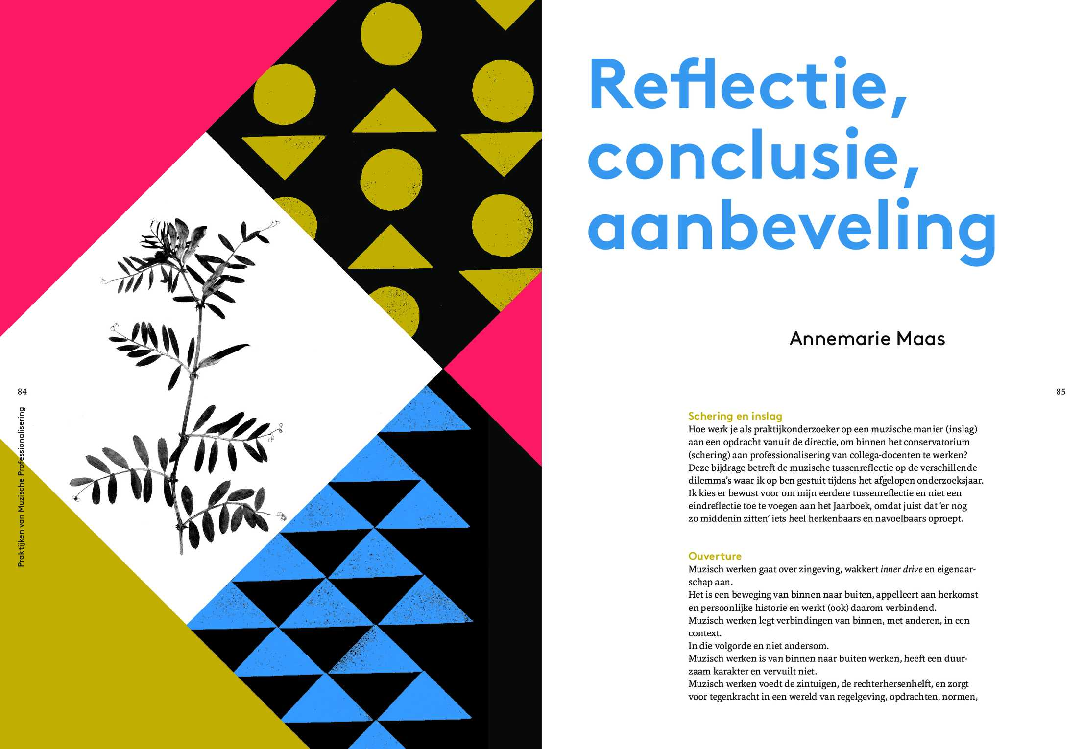 Reflectie Conclusie Aanbeveling Musework